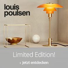 PH 3/2 in der exklusiven, bernsteinfarbenen Limited Edition