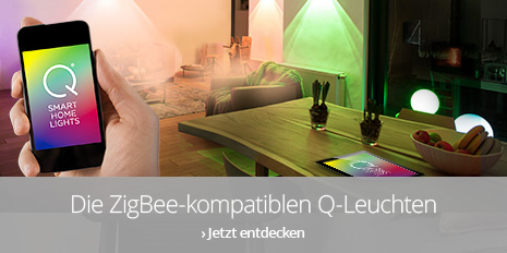 Q-Smart-Home Leuchten von Paul Neuhaus