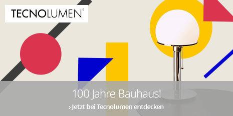 Tecnolumen - 100 Jahre Bauhaus!