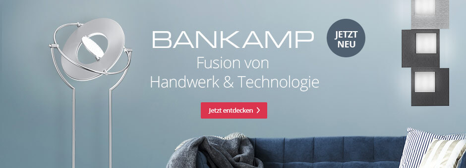BANKAMP - Jetzt neu