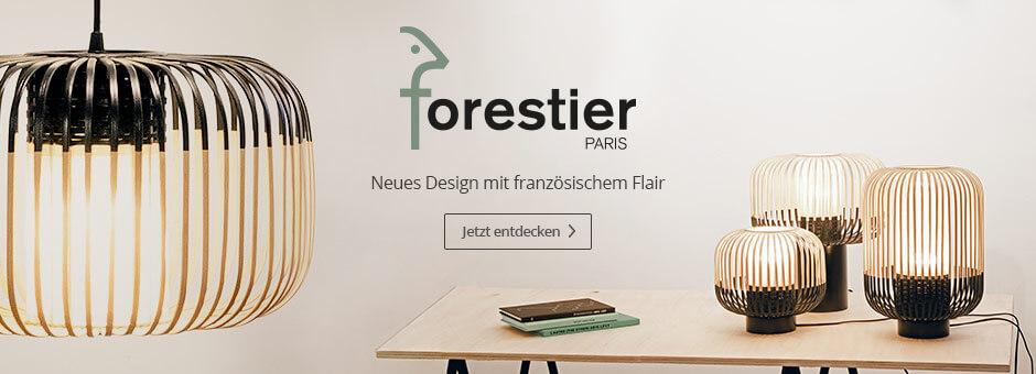 forestier Paris - Neues Design mit französischem Flair