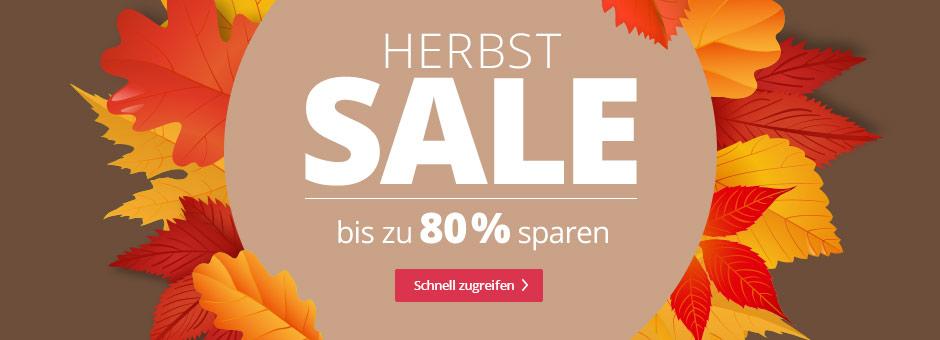 Herbst-Sale bei Lampenwelt.de - Bis zu 80 % sparen!