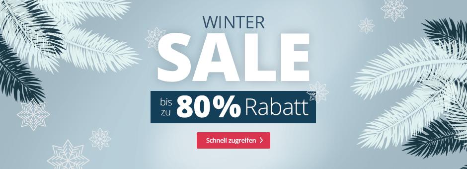 Winter Sale bei Lampenwelt.de - Bis zu 80 % sparen!
