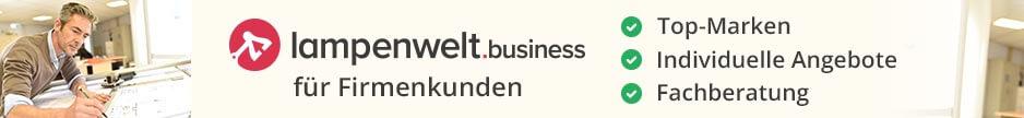 Lampenwelt für Geschäftskunden