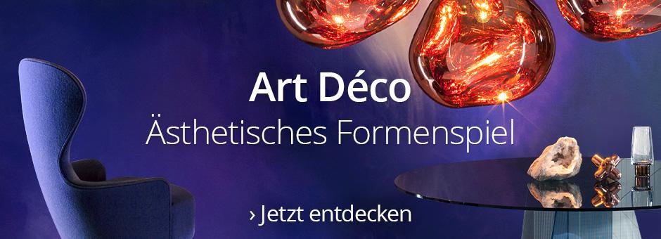 Art Deco - Ästhetisches Formenspiel