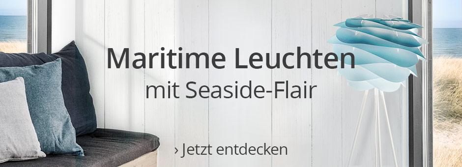 Maritime Leuchten mit Seaside-Flair