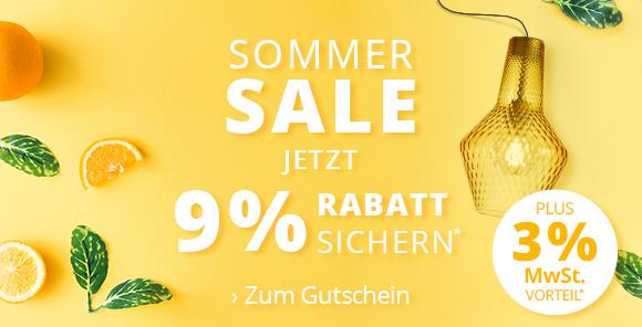 Sommer SALE bei Lampenwelt.de