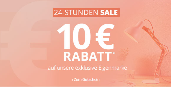 Lampenwelt.com - 10 € Rabatt