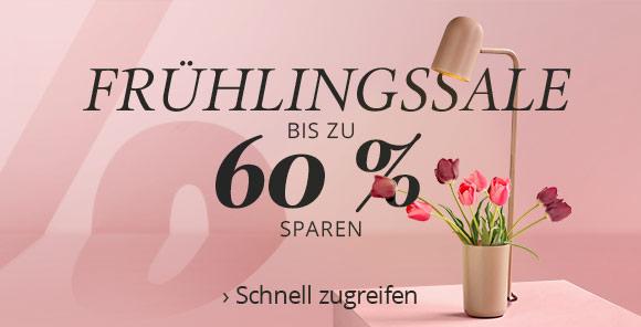 Frühlings SALE bei Lampenwelt.de