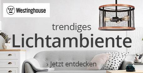 Westinghouse - trendiges Lichtambiente