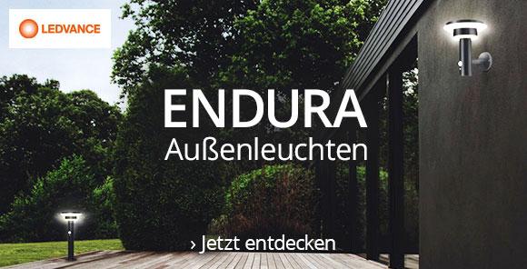 Endura Außenleuchten von LEDVANCE