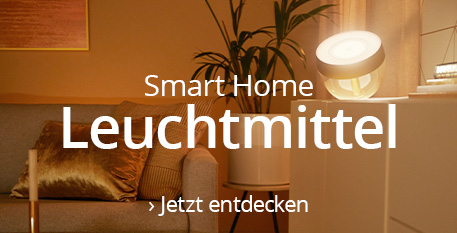 Smart Home Leuchtmittel