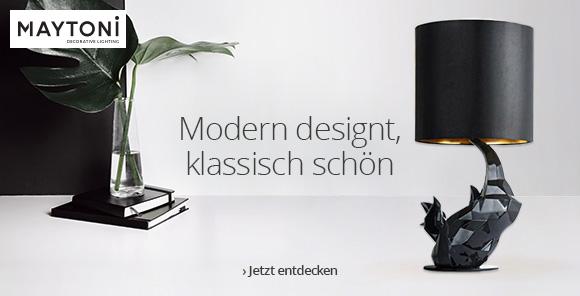 MAYTONI - Modern designt, klassisch schön