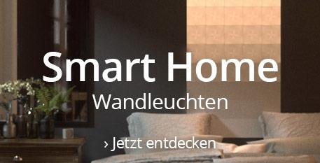 Smart Home Wandleuchten