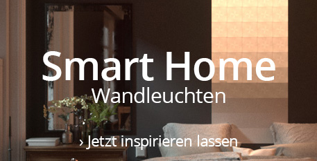 Smart Home Wandleuchten