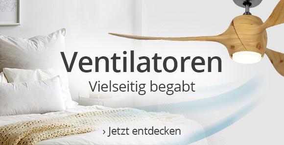 Ventilatoren - Vielseitig begabt