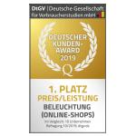 Das beste Preis-Leistungs-Verhältnis (DtGV)