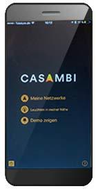 Carus Connect Handy App