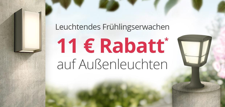 Frühlingserwachen - 11 € Rabatt