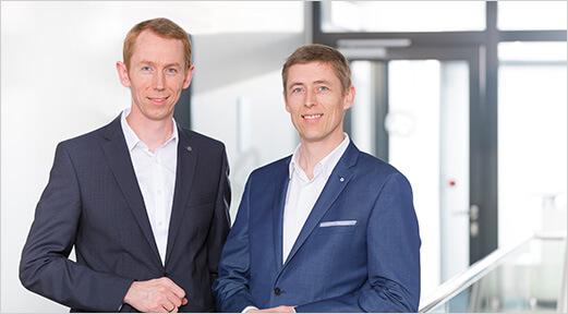 Thomas Rebmann - Gründer & CEO, Andreas Rebmann - Gründer & COO