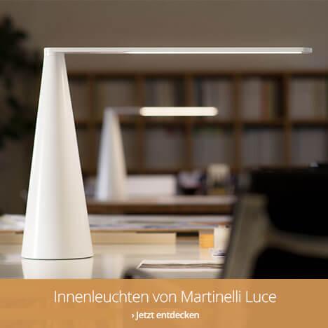 Wohnraumleuchten von Martinelli Luce entdecken