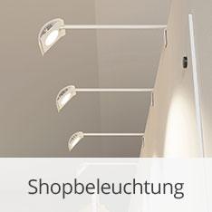 Arcchio Shopbeleuchtung