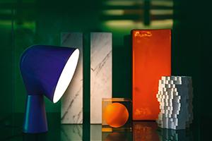 Foscarini Binic Designer-Tischleuchte
