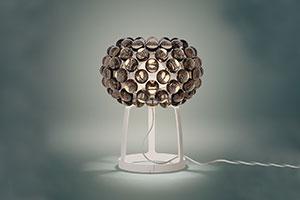 Foscarini Caboche Plus LED-Tischleuchte