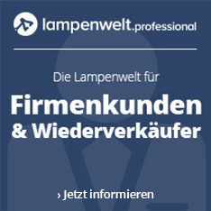 Lampenwelt.de für Geschäftskunden