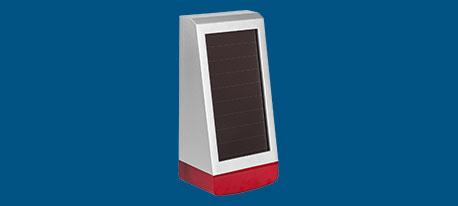 Solar Alarmsirene