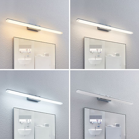LED-Spiegelleuchte Bernie