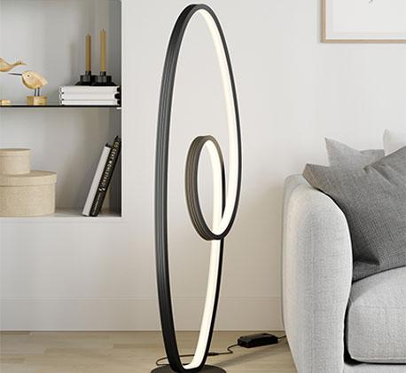 Bronwyn LED-Stehleuchte