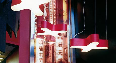 LZF X-Club LED-Wandleuchte