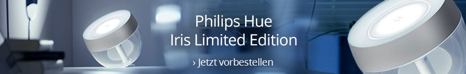 Philips Hue Iris Limited Edition