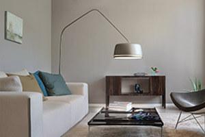LED-Designer-Bogenlampe Central