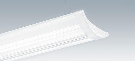 LED-Anbau- und Pendelleuchte IQ Wave