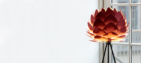 UMAGE Aluvia mini Stehlampe