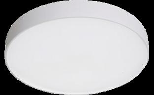 BADO SDI-Runde LED Aufbauleuchte aus Aluminium