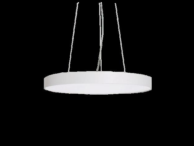 BADO PD-Runde LED Hängeleuchte aus Aluminium