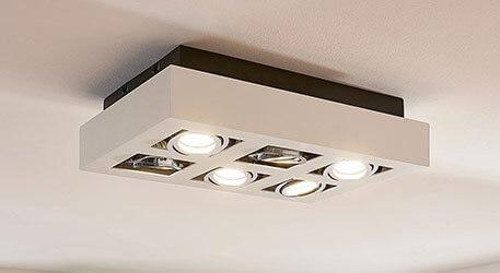 LED Strahler sechstett