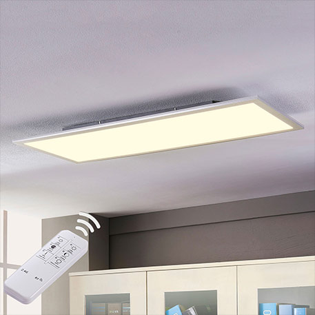 Dimmbares LED-Panel Liv mit Fernbedienung