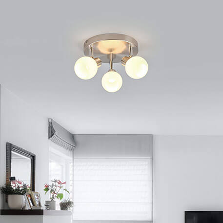 Schlafzimmer Lampe Led Beautiful Deckenlampe Dimmbar Lampen ...