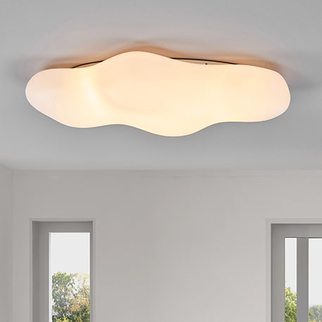 Bad-Deckenleuchten & Badlampen für Decken | Lampenwelt.de