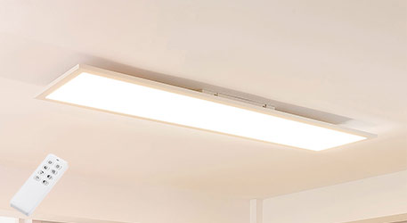 LED-Panel mit Fernbedienung