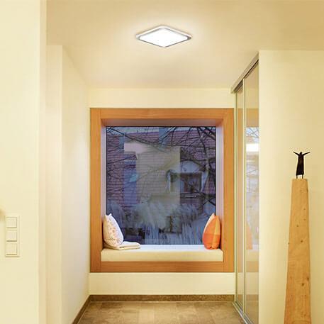 deckenleuchten mit bewegungsmelder sensor deckenleuchten. Black Bedroom Furniture Sets. Home Design Ideas