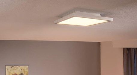 Smart-Home Warmweiß