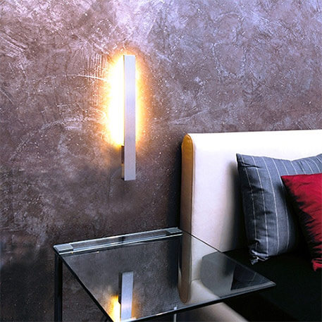 Gibt es Wandfluter auch mit LED?