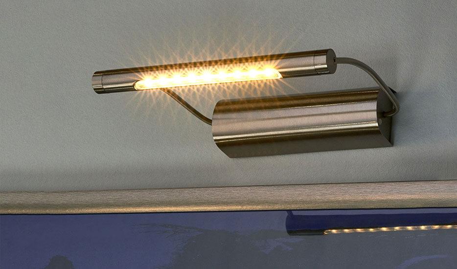 Batteriebetriebene LED-Bilderleuchte Tommy