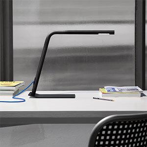 Martinelli Luce Colibri - LED-Schreibtischlampe