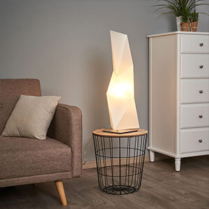 Slamp Diamond - Design-Tischleuchte, 72 cm